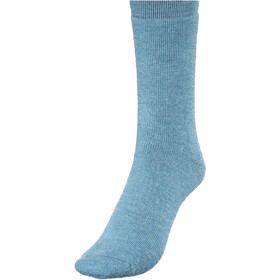 Woolpower 400 Socks petrol